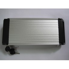 Al-008T Aluminum case for 24v,36v,48v li-ion / LiFePo4 battery