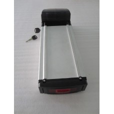 Al-003T Aluminum case for 24v,36v li-ion / LiFePo4 battery